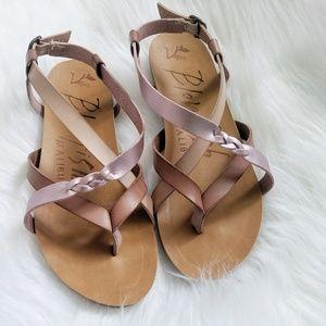 Blowfish vegan Malibu sandals